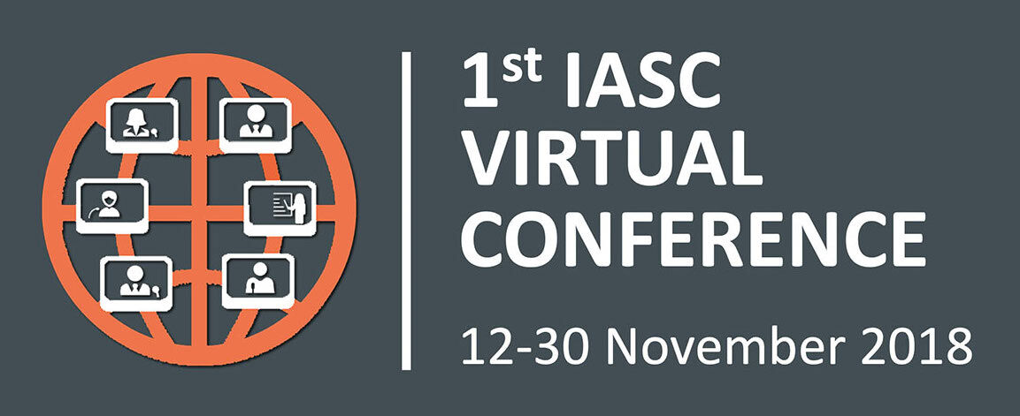 1st IASC Virtual Conference Poster